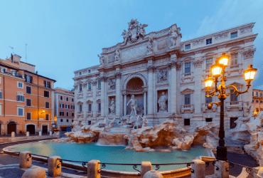 המזרקות של רומא