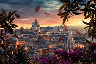 טעימה קטנה מרומא