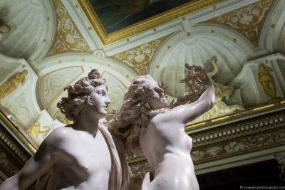 גלריה בורגזה ברומא