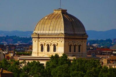 סיור בעקבות החיים היהודיים ברומא