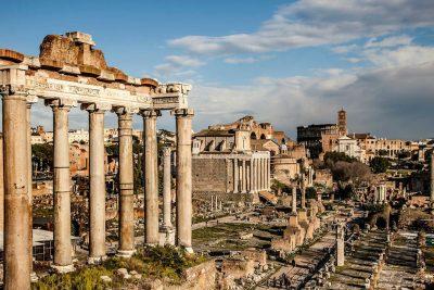 סיור ברומא עם הקיסרים