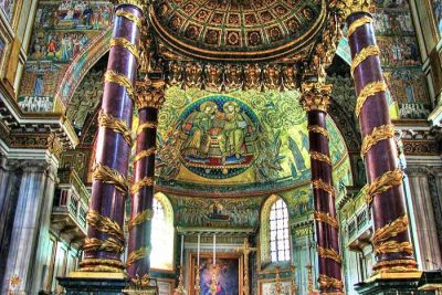 טיולי ברומא וסיור בכנסיות